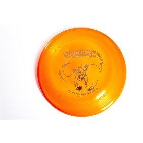 Hero Superhero Disc: Capeman transluzent orange, bissfest